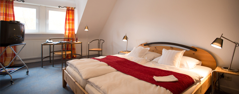 Appartement schlafen Hotel Bürkle