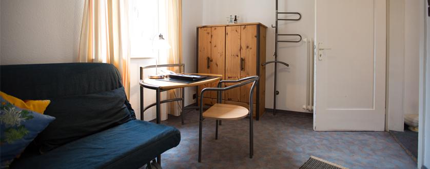 Gästehaus AufenthaltsraumHotel Bürkle