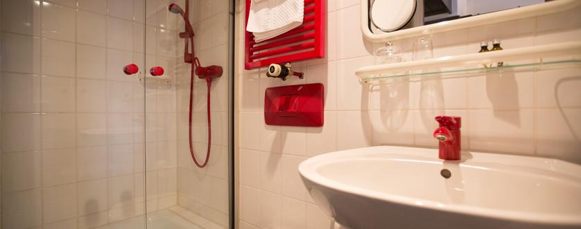 Komfort Badezimmer Hotel Bürkle
