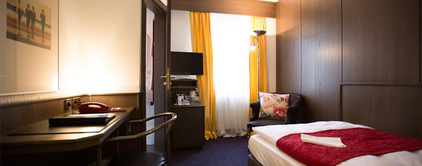 Komfort Zimmer Hotel Bürkle