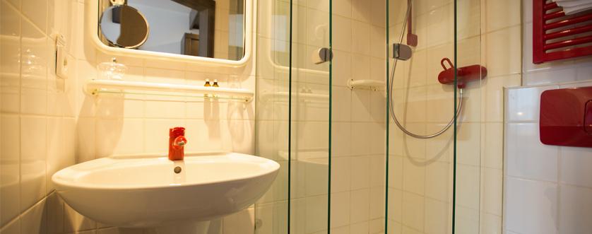 Mini Badezimmer Hotel Bürkle
